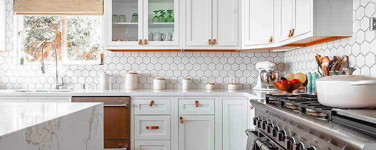 Ламинированные столешницы кухонные